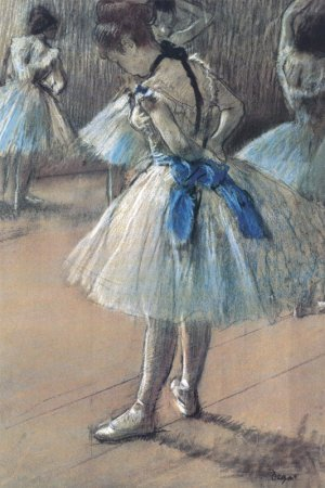 degas+dancer