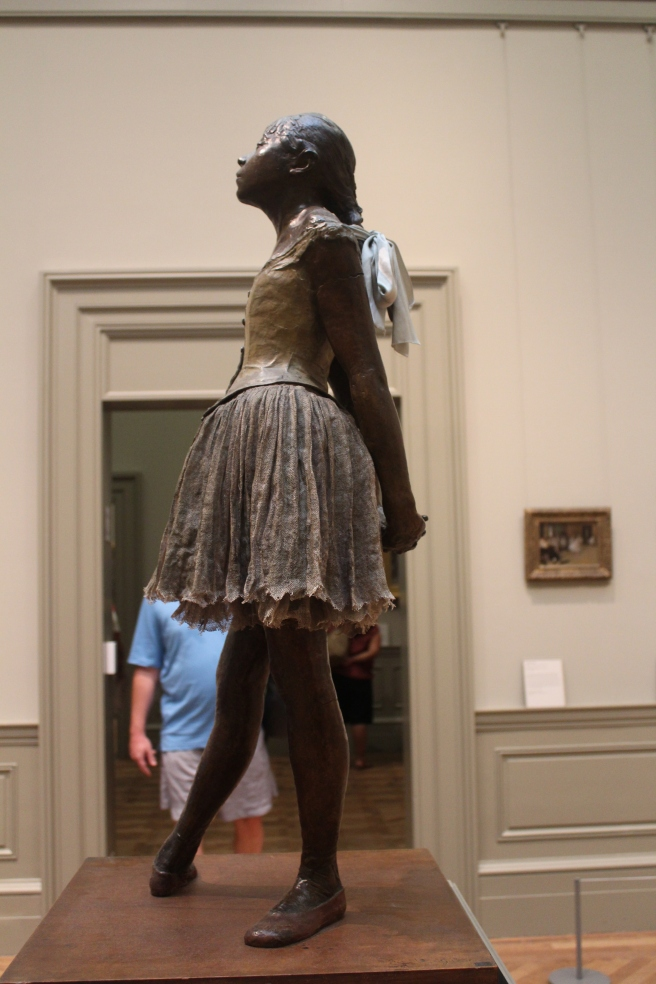 Beautiful Degas... need I say more? (Maybe in another post I will, because I truly love his work)
