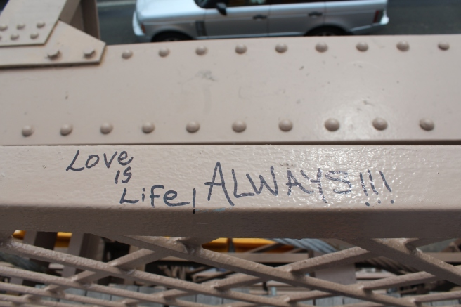 Love is life!!!